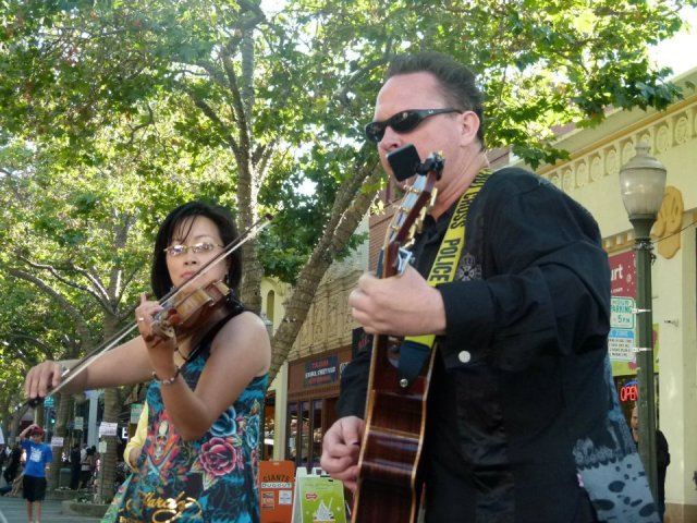 RBCM at Palo Alto World Music Day