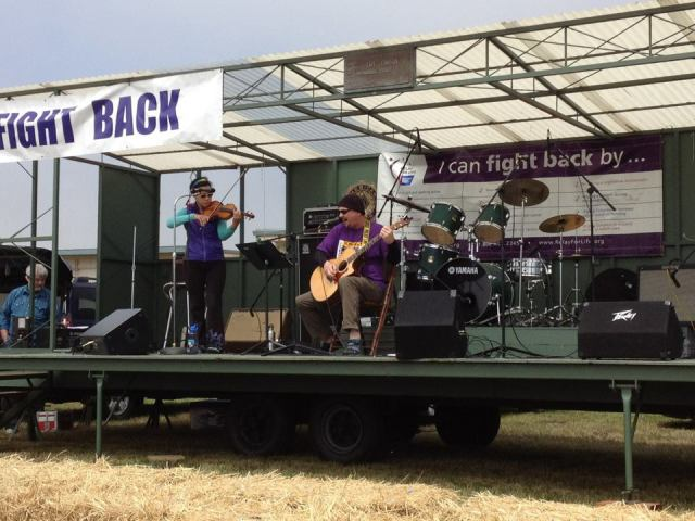 RBCM at Relay For Life