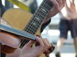 Violin guitar