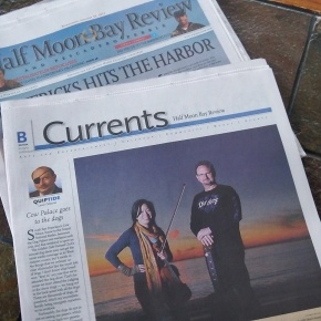 Half Moon Bay Review features Chinese Melodrama!