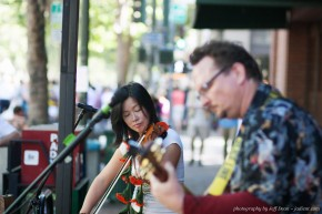 Great memories from Palo Alto World Music Day 2013