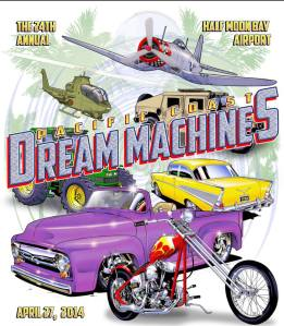 Dream Machines poster