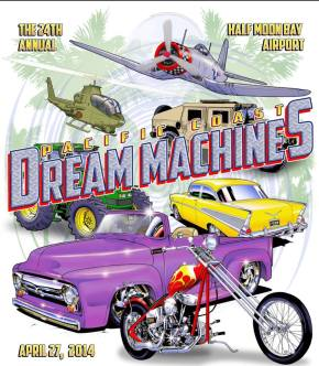 Just added…New Leaf Spring BBQ and DreamMachines!