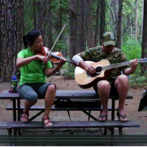 Video of magical concert in Yosemite Valley