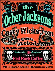 Red Rock Coffee August 9th