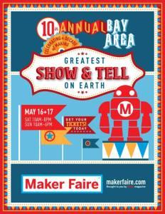 Maker Faire 2015 poster