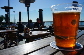 New Leaf Oktoberfest and Half Moon Bay Brewing Company thisweekend!