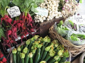 Coastside Farmers' Market voted #1 in Bay Area!